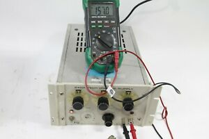 Keithley High Voltage Power Supply 0 1200 Vdc 10 Ma Model 240a