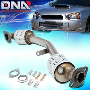 For 1999 2005 Subaru Forester Legacy 2 5l Non Turbo Catalytic Converter Exhaust