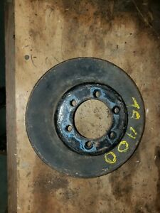Mopar Dodge 383 400 440 Four Groove Engine Crank Pulley Big Block Charger 78 400