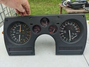 1985 Chevy Camaro Instrument Gauge Cluster Speedometer Assembly
