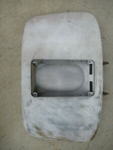 Porsche 356 A Early B Coupe Engine Lid With Hinges Fl 59