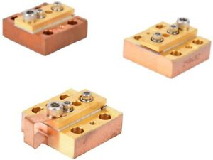 Lot 3 High Power Conduction Cooled Cw Laser Diode Array Single Bar Cs Package