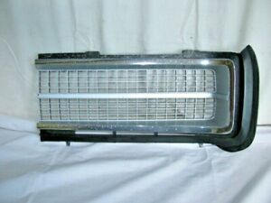 1968 1969 Pontiac Lemans Gto Rh Grill Section Clean Used Oem Part Our 2
