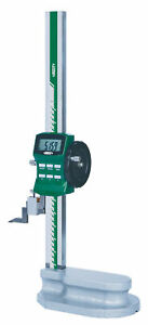 Electronic Height Gage With Driving Wheel 0 12 0 300mm Resolution