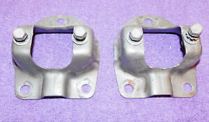 1967 1968 1969 1970 Mustang Gt A Mach 1 Boss Shelby Cougar Orig Shock Tower Caps