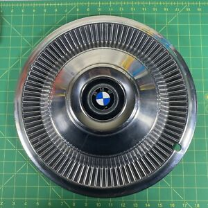 Bmw Vintage Hubcap 15 Wheel Cover