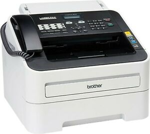 Brother Fax 2840 Mono Usb High speed Laser Fax Printer Fax 2840
