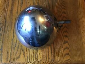 Vintage 1934 Ford Car Headlight Missing Reflector And Lens