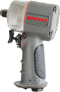 Aircat Pneumatic Tools 1056 Xl 1 2 Air Powered Compact Composite Impact Wrench