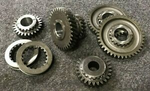 1980 1986 Jeep Cj5 Cj7 Cj8 Dana 300 Complete Gear Set W Sliders