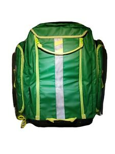 Statpacks G3 Breatherg35008gn Green Ems Paramedic Medic Backpack For Supplies Gc