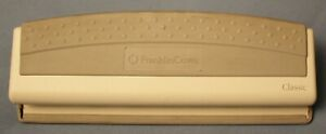 Vintage Franklin Covey Classic Planner 7 hole Punch 8 5 X 5 5 Clix Usa