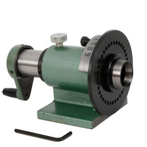 Pf70 5c Indexing Spin Jig Fixture Model Fit Grinders Milling Machines Heavy Duty