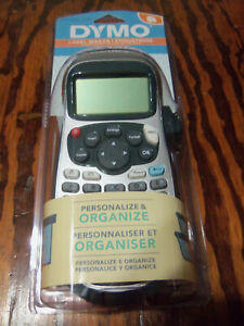 Dymo Letratag Lt 100h Portable Label Maker Brand New In Package
