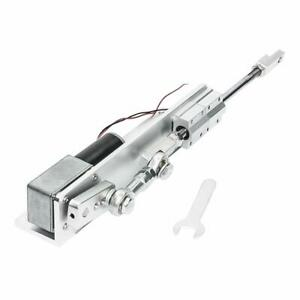 Dc 12v Diy Reciprocating Cycle Linear Speed Actuator Dc Gear Motor 70mm Stroke