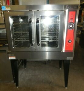 Vulcan Single Convection Oven Natural Gas