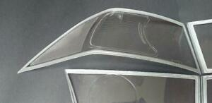 Acura Tsx All Clear Tailights Lenses 04 08 Cl7 Cl9