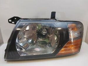 2001 2002 Mitsubishi Montero Head Light Assembly Left Driver Side Used Oem Nice