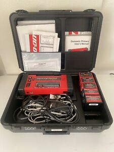 Snap On Mtg2500 Graphing Scanner Kit In Case Tested Working