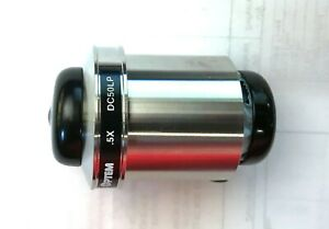Optem Dc50lp Microscope 0 5x C mount Coupler New For Leica Scopes