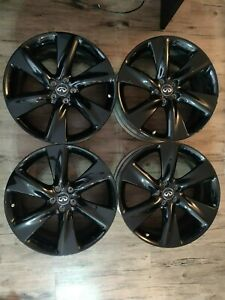 Set Of 4 Infiniti Qx70 Fx50 Fx37 Fx35 2009 2017 21 Oem Wheel Rims