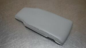 2003 2011 Lincoln Town Car Center Console Lid Armrest Grey Gray Arm Rest Oem