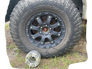 Truck Tires With Rims
