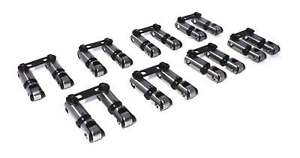 838 16 Comp Cams Endure X Solid Roller Lifter Set For Fits Ford 289 351w