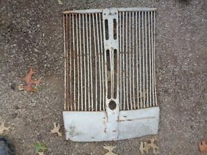 Ford Tractor 9n Hood Front Grill