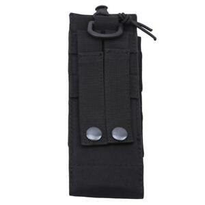 Water Bottle Carrier Holder Insulated Bag Adjustable Tactical Cover Pouch YS $8.04