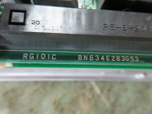 100 Warranty Mitsubishi Rg101c Bn634e283g53 Top Board Only