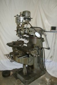 Verticle Milling Machine Bridgeport