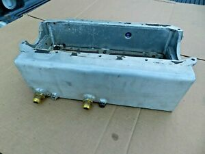 Dry Sump Oil Pan Sbc Chevy Moroso Aluminum Small Block Chevy
