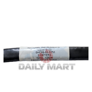 New In Box National Instruments Shc68 68 epm Shielded Cable