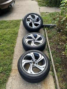 Honda Accord Rims 17 Oem With Tires Includes 2019