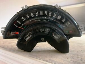 Instrument Cluster Chrysler 1965 66 Newport 300 New Yorker And 1965 300l