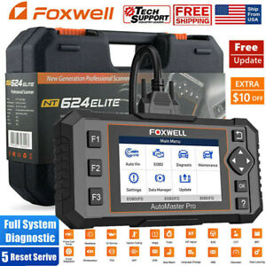 All System Obd2 Scanner Car Diagnostic Tool Abs Dpf Epb Sas Srs Tpms Engine Scan
