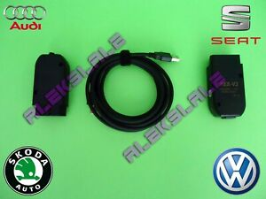 Car Scanning Coding Diagnostic Tool Kit For Vw Audi Seat Skoda Volkswagen Obd
