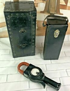 Vtg Weston 633 60 Clamp On Ac 500 Amp Bakelite Meter Electricians Electrical Usa
