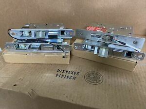 Lot Of 4 Kaba Mortise Lock Used Electronic A70270