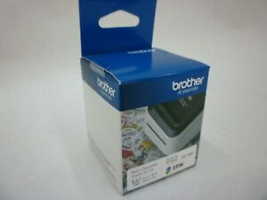 New Genuine Brother Cz 1002 Roll Cassette Zink 1 2 X 16 4 For Vc 500w Label Pr