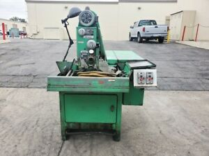 Sunnen Mbb 1690 Precision Honing Machine With Foot Pedal