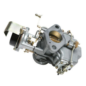 For Autolite 1100 Carburetor 63 69 Fit Ford Mustang Falcon 6 Cyl 170 200 Cid Eng