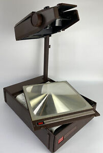 3m 6200agb 2000ag Portable Overhead Transparency Projector Please Read