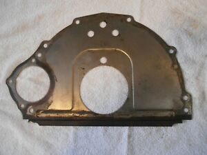 Ford Fe 352 360 390gt 427 428 Engine Block Plate To Transmission
