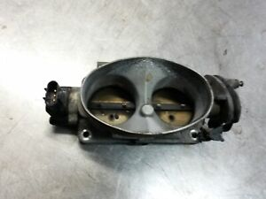 53d107 Throttle Valve Body 2006 Ford E 350 Super Duty 6 8