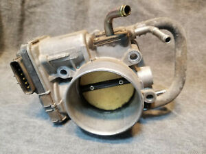 2004 Toyota Sequoia Throttle Body Air Intake Butterfly Valve