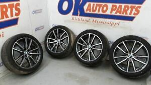 2019 20 Bmw 330i Oem Alloy Wheel Set With Tires 18 Inch 780 Style