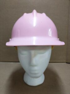 Hey Ladies Pink Hard Hat Bullard 3000