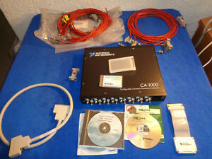 National Instruments Daqcard al 16xe 50 Ca 1000 Wired And Software